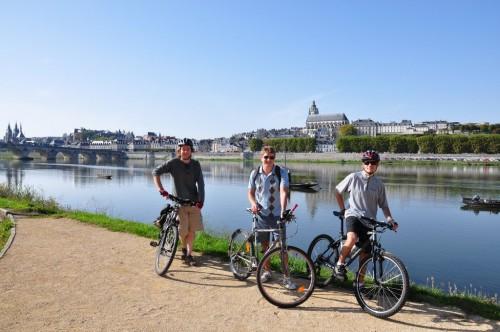 Le Chatmouettes e la Loira