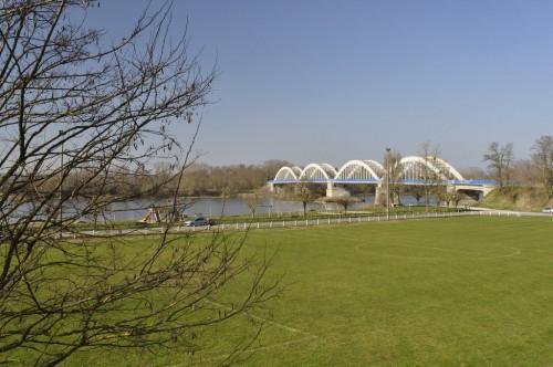 Le pont de Muides-sur-Loire