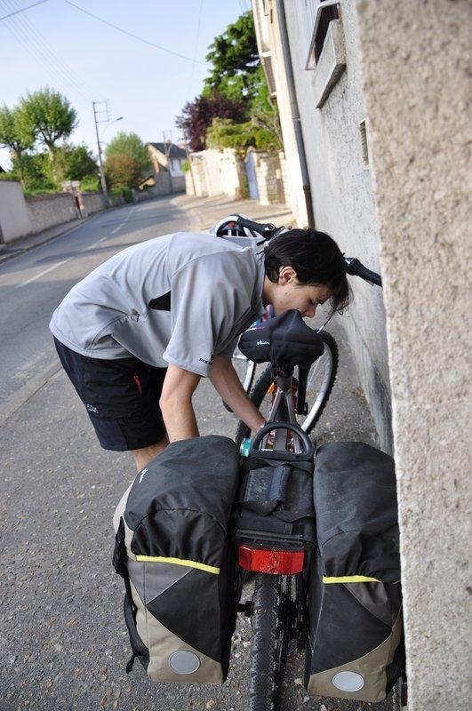 Inspection et lubrification des vélos