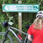 Direction Nouan-sur-Loire