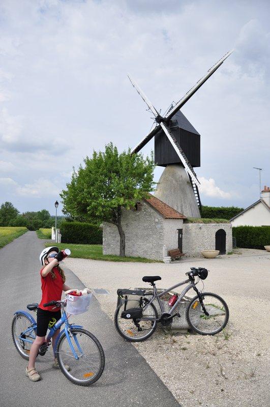 Le moulin de Nouan-sur-Loire