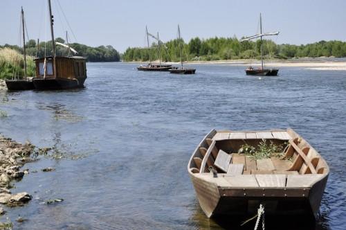 Les gabares sur la Loire