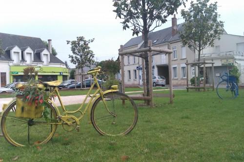 Montoire-sur-le-Loir se met aux couleurs du Tour de France 2011