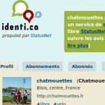 Interface identica : s'abonner
