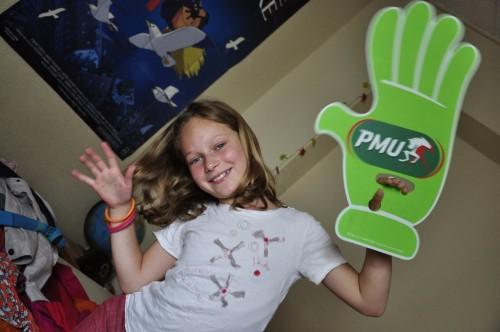 Une nouvelle main pour Minna