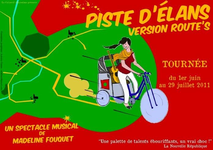 Madeline Fouquet Piste d'élans