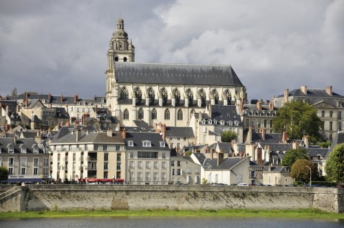Cathedrale St Louis, Blois