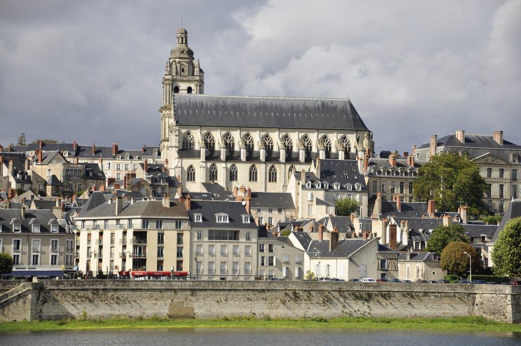Cathedrale St Louis, Blois