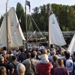 Festival de Loire 2011 : chants de marinniers