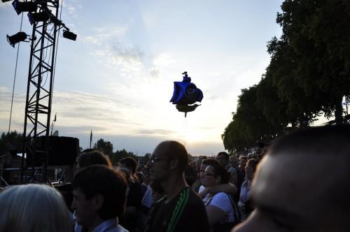 Festival de Loire 2011 : Pirate !
