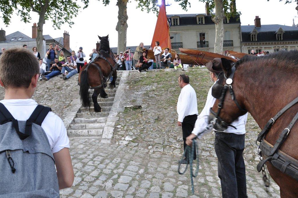 Festival de Loire 2011 : et montent les escaliers !