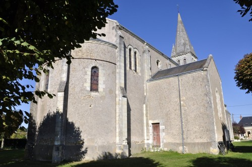 Eglise de Cormeray