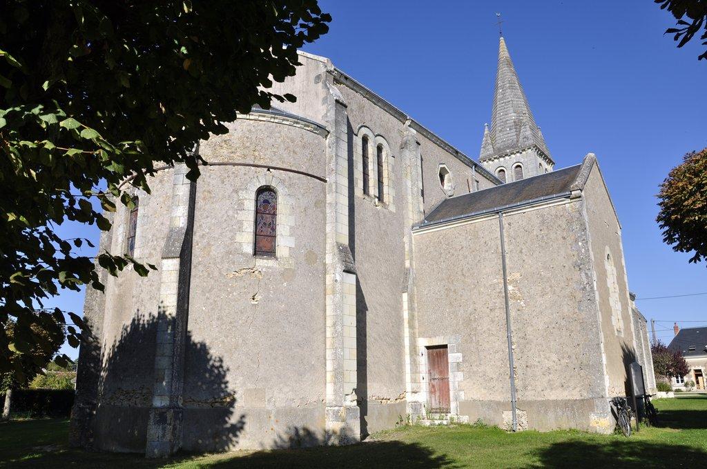 Eglise de Cormeray