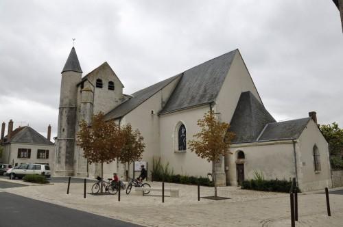 Eglise de Mont-près-chambord