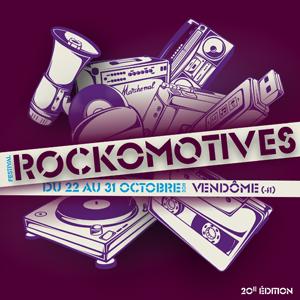 Festival des Rockomotives du 22 au 31 octobre 2011