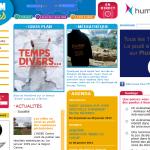 capture page accueil du site PlusFM