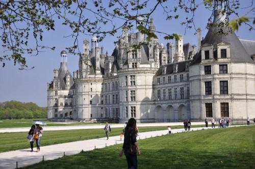Chambord's castle