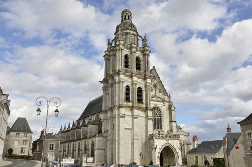 Saint-Louis Cathedral of Blois