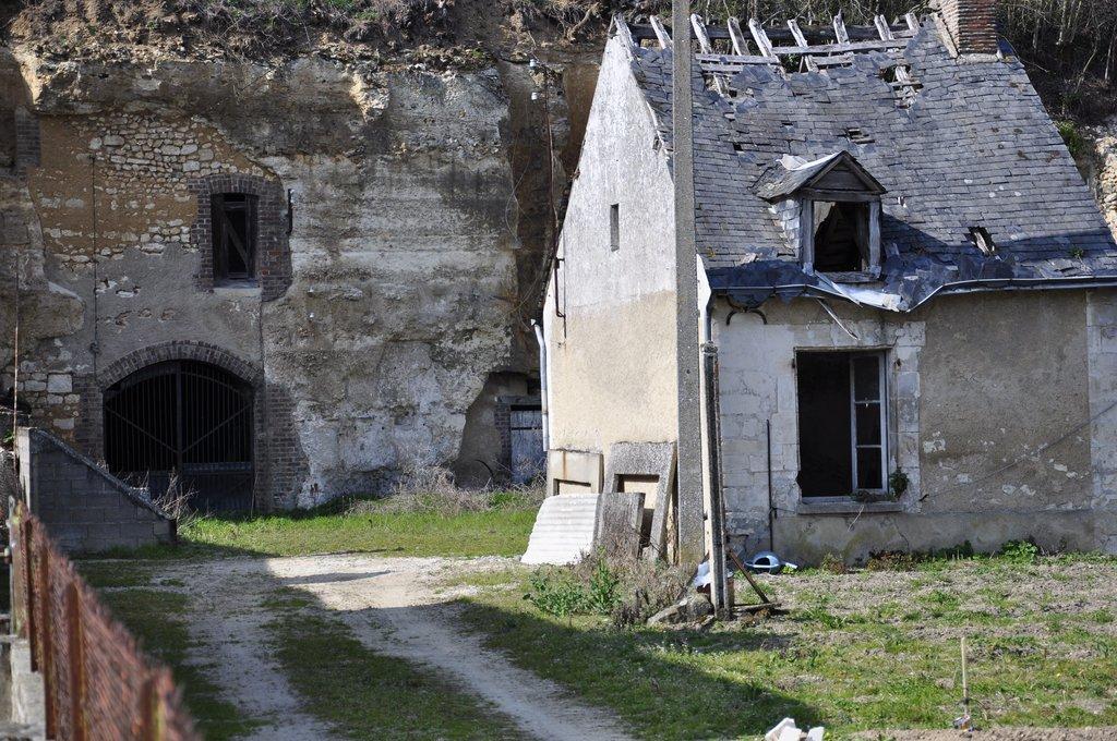 Cave troglodyte à Prépatour