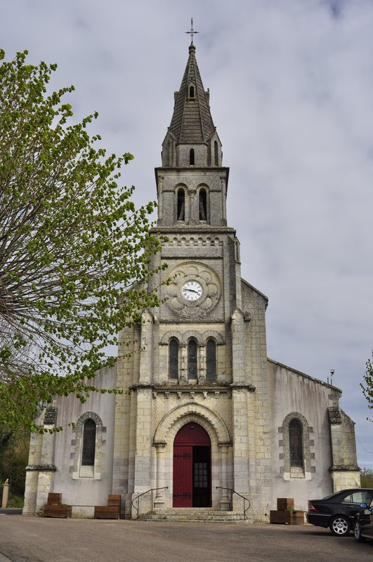 Église de Candé-sur-Beuvron