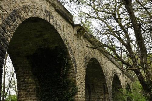 Ancienne ligne de chemin de fer
