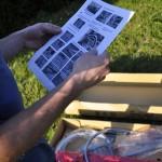 Montage de la remorque : étude du plan