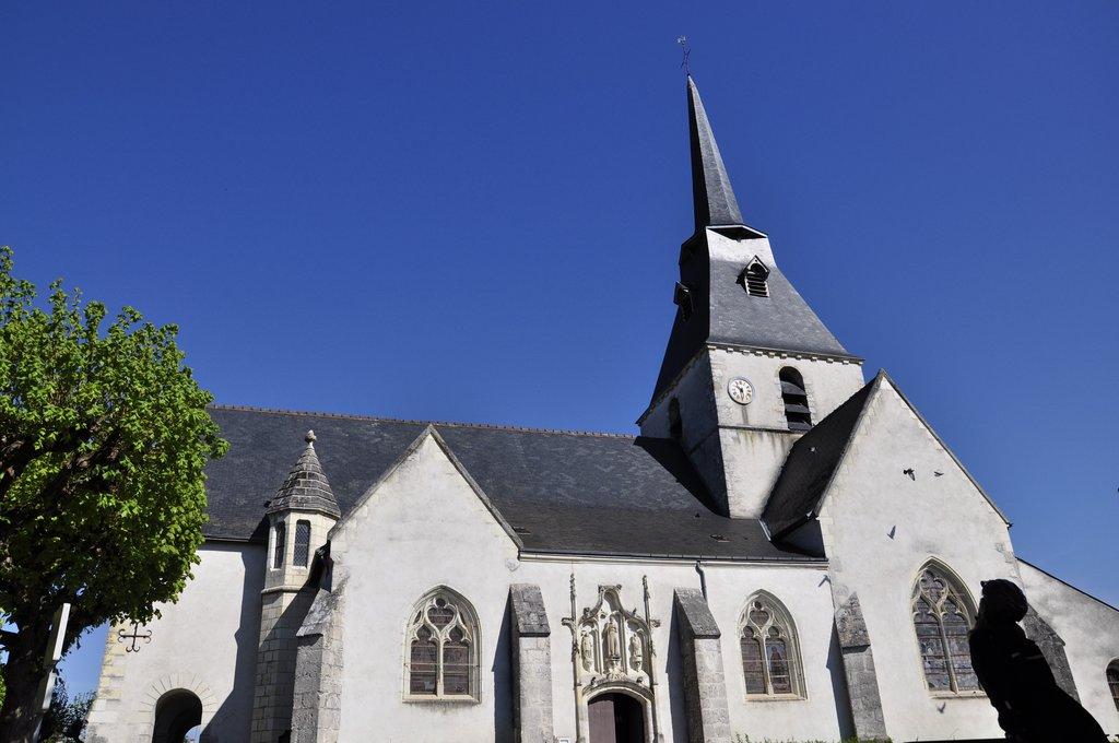 Église de Cellettes
