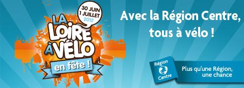 La Loire à vélo en fête édition 2012 en région Centre