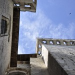 Tours de l'église de Candes-Saint-Martin