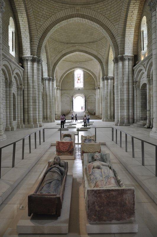 Nécropole des Plantagenêts