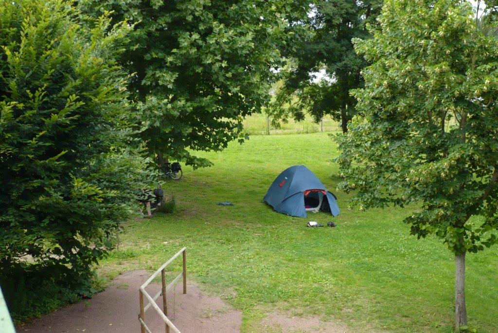 Camping de Candes-saint-Martin