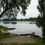 Petit port à Candes-st-martin