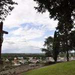 Vue depuis l'église Saint-Symphorien de Montjean-sur-Loire