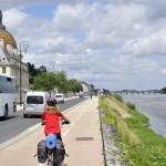 Notre Dame des Ardilliers à l'entrée de Saumur