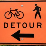 richard drdul bicycle sign