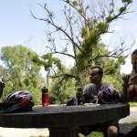 Pause à Candé-sur-Beuvron