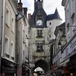 La Tour de l'Horloge à Amboise