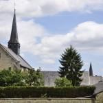 Église st-Michel de Fontevraud-l'Abbaye