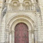 Porte de l'Abbaye de Fontevraud