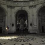 Intérieur du dôme de Notre Dame des Ardilliers